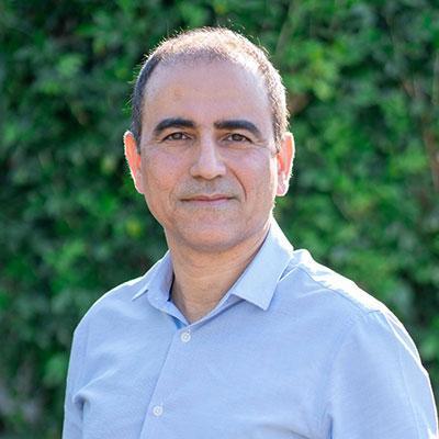 Mehrzad Mumtahan